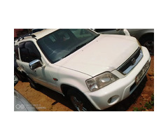 Honda CR-V 2000 2.0 4WD Automatic White for sale