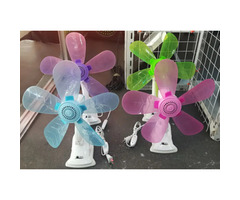 Portable Clip On Low Noise Blade Cooling Fan 220v/10W for sale