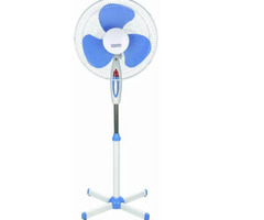 Electric Stand Fan Energy Saving With Variable Speed for sale