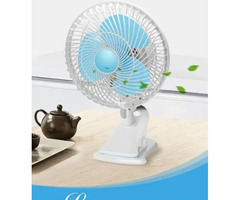 Table Clipping Mini Portable Electric Fan/Air Cooler for sale
