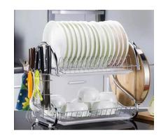 2 Tier Kitchen Dish Racks for sale