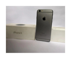Apple iPhone 6 64 GB Gray for sale
