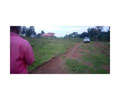 Titled plot on sell in Kawuku wamala