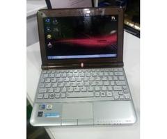 Laptop Toshiba NB300 2GB Intel Atom HDD 160GB for sale