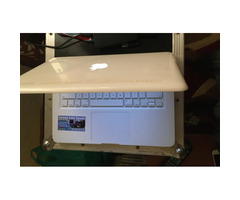 Laptop Apple MacBook 4GB Intel Core 2 Duo HDD 128GB for sale