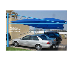 Protect your Car from being damaged by  sun's heat, hailstorm, wind and rain.