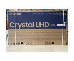 "Brand New Samsung 82"" Crystal UHD 8 Series Smart TV for sale"