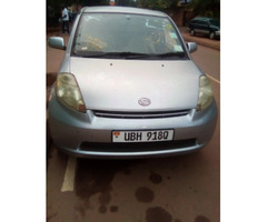 New Toyota Passo 2007 Silver for sale