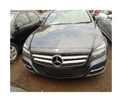 Mercedes-Benz CLS 2014 Gray for sale