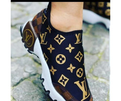 Louis vuitton Ladies'casual sneakers