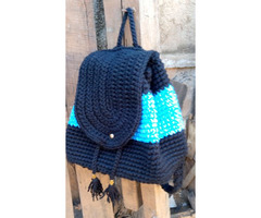 Crotchet Bags