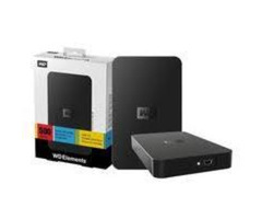 500GB WD External Hard Disk