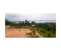 Lake view plot on sell in nkumba Off Entebbe road