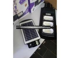 120W sensor solar security light