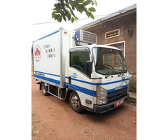 ISUZU FRIDGE TRUCK