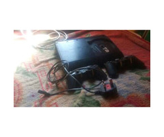 PS3 (play station 3)slim 3games,2pads