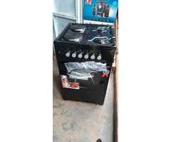 Blueflame C5031E-B- 2Gas + 2 Electric Plate Gas Cooker & Oven 50*50Cm - Black
