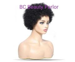 BC Kinky Curly 100% Human Hair Wigs