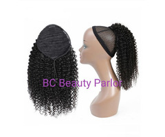 BC Kinky Curly Human Hair  Extensions