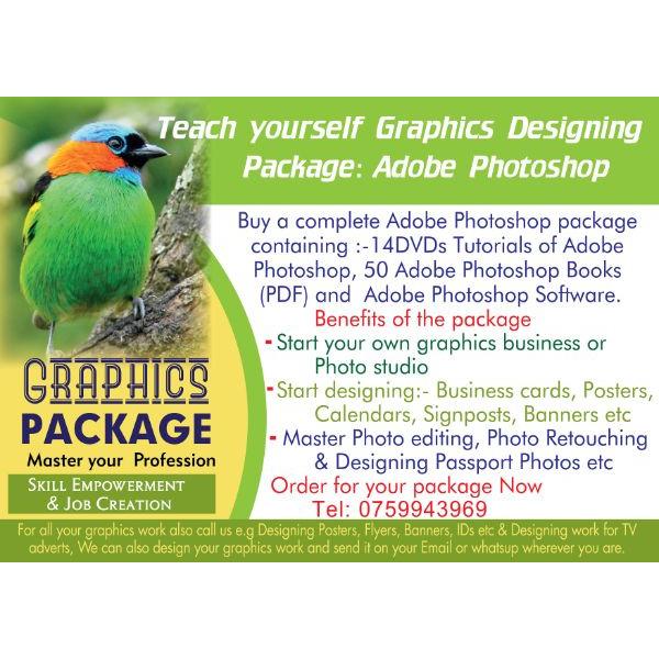 Teach youself Adobe Photoshop - 1/2