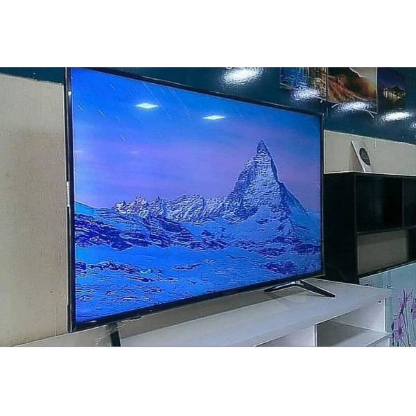 450k last price for 32inch flat screen TV brand new with inbuilt decoder find us at sbcity plaza opp - 1/2