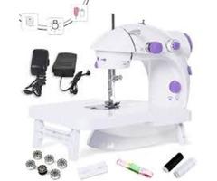 Mini table sewing machine