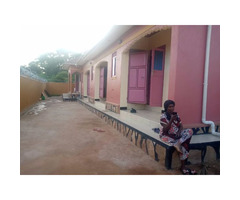 Two bedroom house for rent in kitende Entebbe road