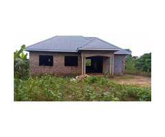 Three bedroom house on sell in matugga