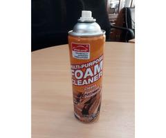Multipurpose foam cleaner/ spray
