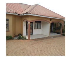 Kireka two bedroom house is available for rent at 350k