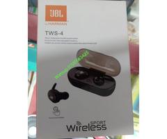 JBL Bluetooth headphones