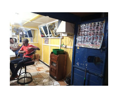 Salon business for sale
