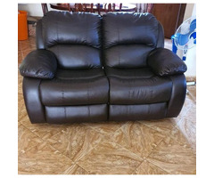 2 Seater Recliner Sofa