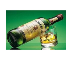 JAMESON WHISKY 1LTR