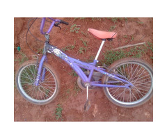 Bicycle BMX Raleigh type on quick sale