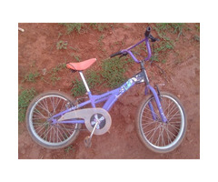 Bicycle BMX Raleigh on Quick Sale