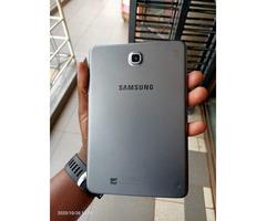 Samsung galaxy Tab A 8.0 WiFi & memory card slot 16GB 2GB ram  Just @ 380,000  Call / Watsapp :