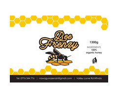 Beefrenzy honey 1litre
