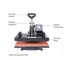 8in1 Heat Press Machine