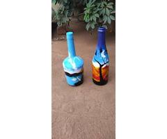 Bottle ART Decoration