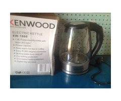 Glass Kettle from Kenwood uk make