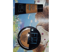 Fit Me Powder and Foundation for sale