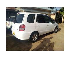 Toyota spacio on sell in Kampala