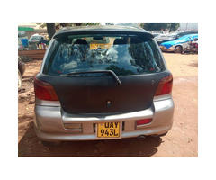 Toyota vitz RS sport on sale at 14m in Bweyogerere.