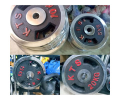 Weights For Gym for sale
