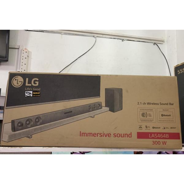 Lg 3.1 Sound Bar for sale - 1/1