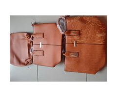 Ladies Lather Handbag for sale