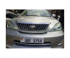 Toyota Harrier 2005 Silver for sale