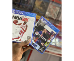 Brand New Latest Ps4 and Ps5 Games for sale