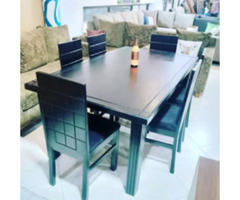 2H Modern Furniture UG (6seaters Black Dinning Table ) for sale